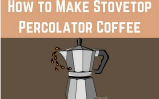 How To Percolate Coffee