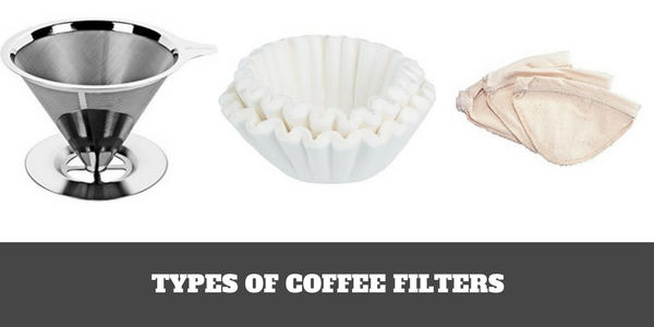 types-of-coffee-filters