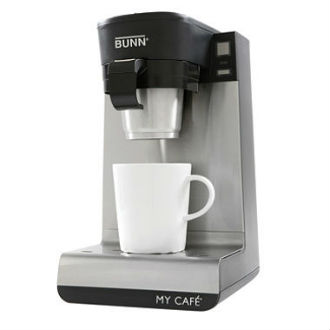 BUNN MCU single-serve coffee brewer