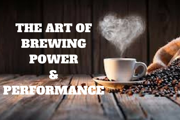 coffee brewing power and performance
