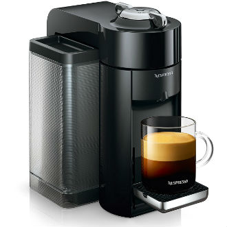 nespresso vertuo evoluo coffee brewer