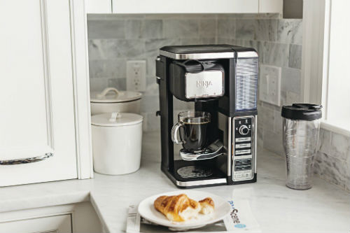 ninja coffee bar vs keurig k575