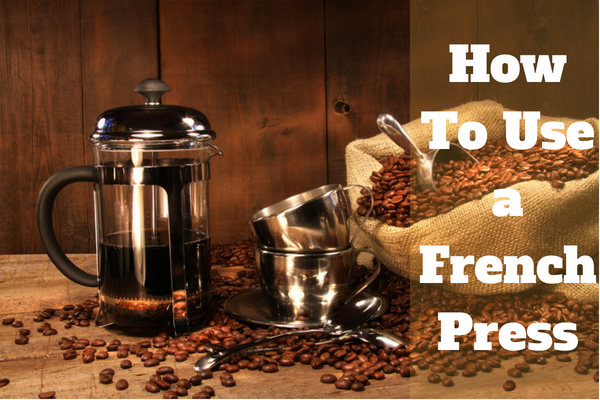 guide to using a French press