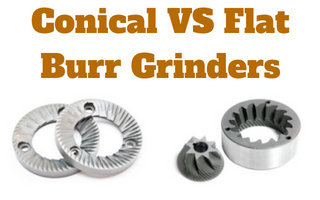 Flat VS Conical Burr Grinders