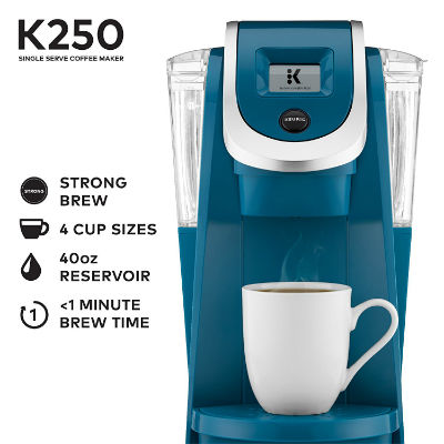 keurig k250 strong brew