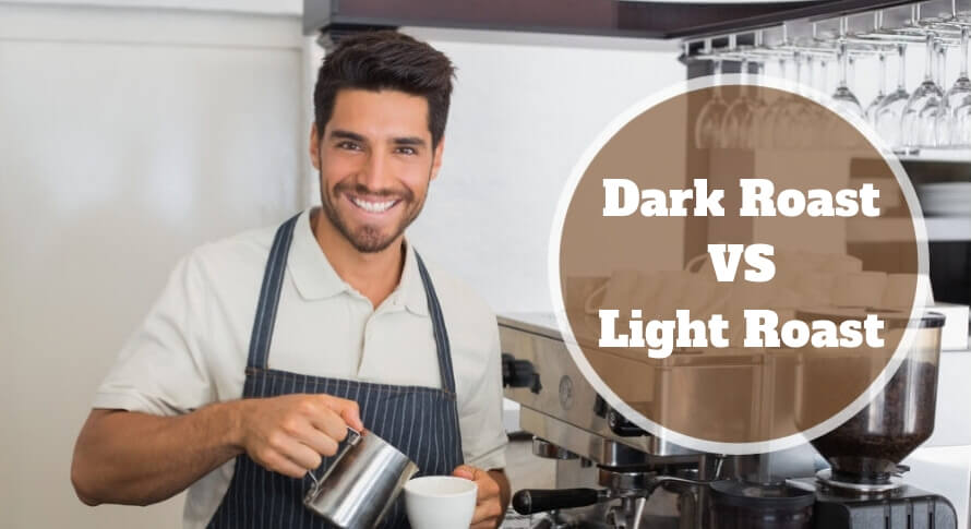 Dark Roast VS Light Roast taste