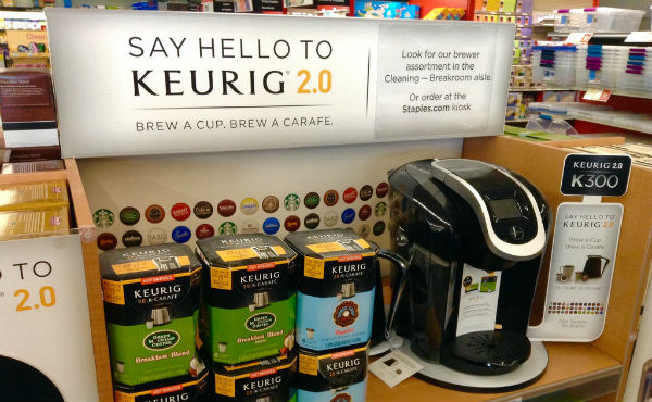 make a strong cup of coffee with keurig