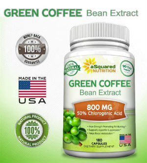 recommended green coffee product