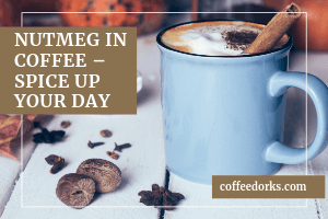 Nutmeg In Coffee – Spice Up Your Day