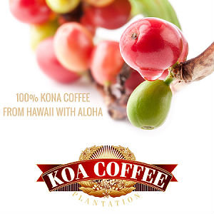 koa dark roast kona coffee