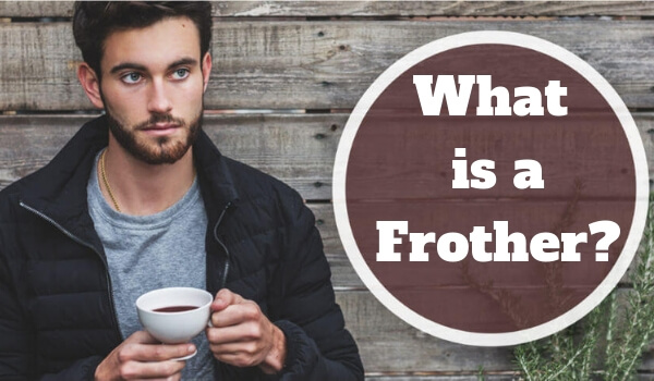 how to use a frother