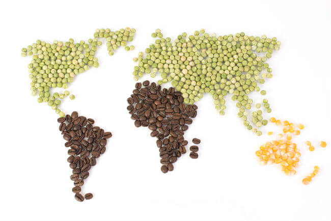 world coffee regions