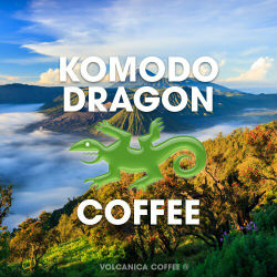 Komodo Dragon Coffee