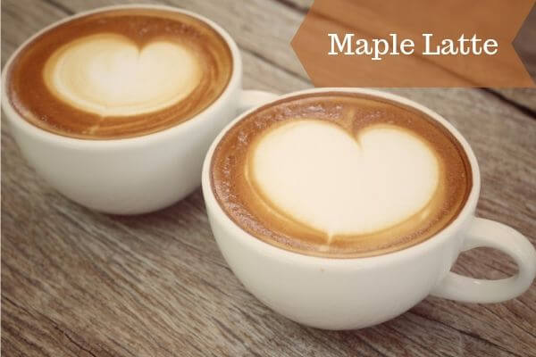 Maple Latte recipe