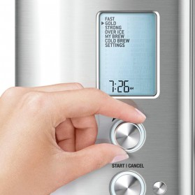 breville precision thermal control settings